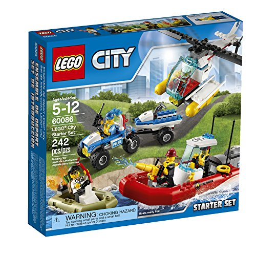 Fire Starter Set - LEGO City Town Starter Set