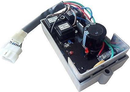 Regulador de Voltaje Avr Ki-Davr-95S3 10Kw para Generador Diesel de 3 Fases KIPO r
