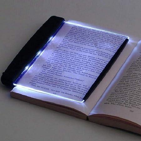 Foonee Lampe De Lecture Plate A Led Creative Pour Livre De Poche Amazon Fr Cuisine Maison