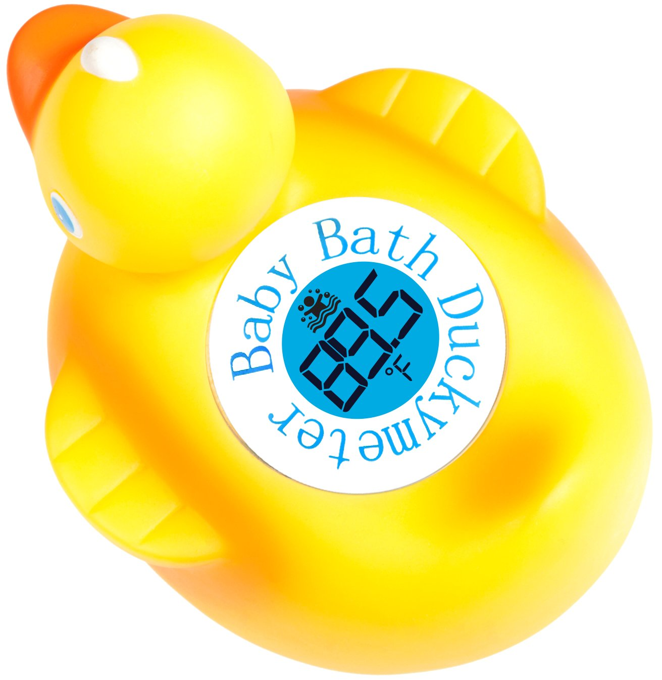 Amazon.com : Duckymeter, the Baby Bath Floating Duck Toy and Bath ...