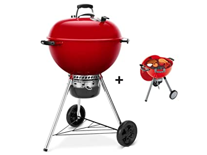 WEBER GRILL MASTER TOUCH GBS 57CM