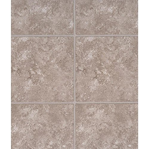 3-Piece Grouted Style Luxury 12'' x 36'' Vinyl Tile in Villa Bronze by Islander Flooring