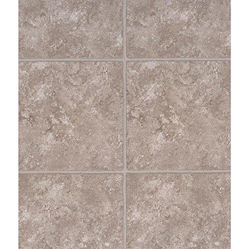 3-Piece Grouted Style Luxury 12'' x 36'' Vinyl Tile in Villa Bronze by Islander Flooring (Image #1)