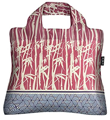 Envirosax Oriental OR.B4 Spice Reusable Shopping Bag, Multicolor