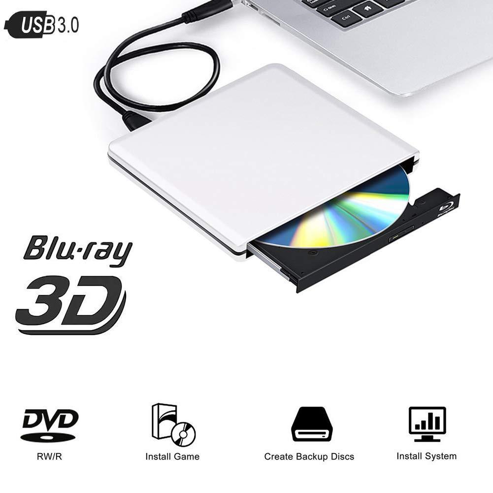 Fancartuk VikTck - Grabador de CD y DVD Externo (USB 3.0 ...