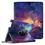 Fintie Apple iPad 2/3/4 Case - 360 Degree Rotating Stand Case Cover