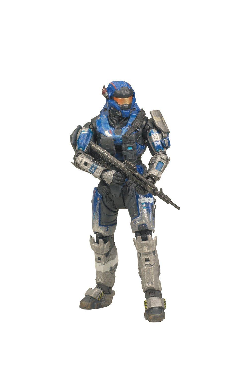 McFarlane Toys Halo Reach Series 2 - Carter Action Figure Blue