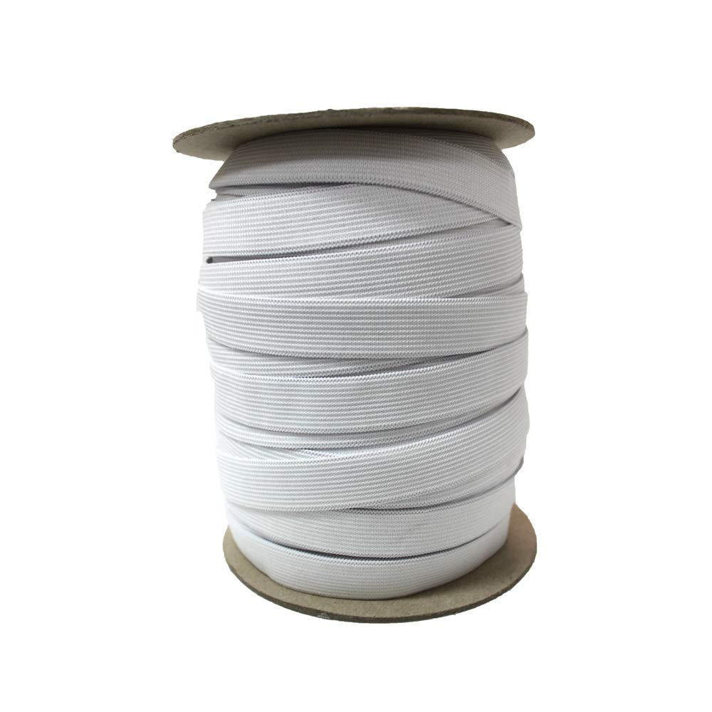 Pellon 3/4in x 144yd Spool Knit Elastic- White by Pellon