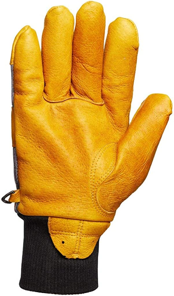 Flylow Tough Guy Leather Ski and Snowboarding Gloves