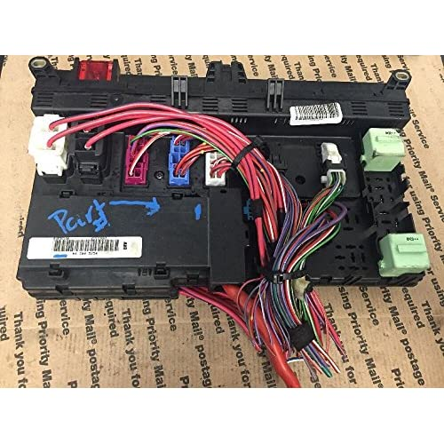 low-cost Fuse Box Block BMC Module BMW X5 E53 3.0 | 8 380 407 ...