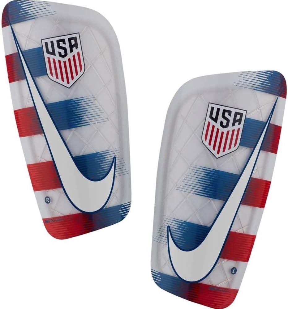 Nike USA Mercurial Lite Shinguards - Pantalones de chándal (talla ...