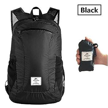 Naturehike 18L Outdoor Lightweight Foldable Backpack Packable Waterproof  Folding Eastpak Bag Daypack Pocket Bag Just 4.2oz  Amazon.ca  Sports    Outdoors