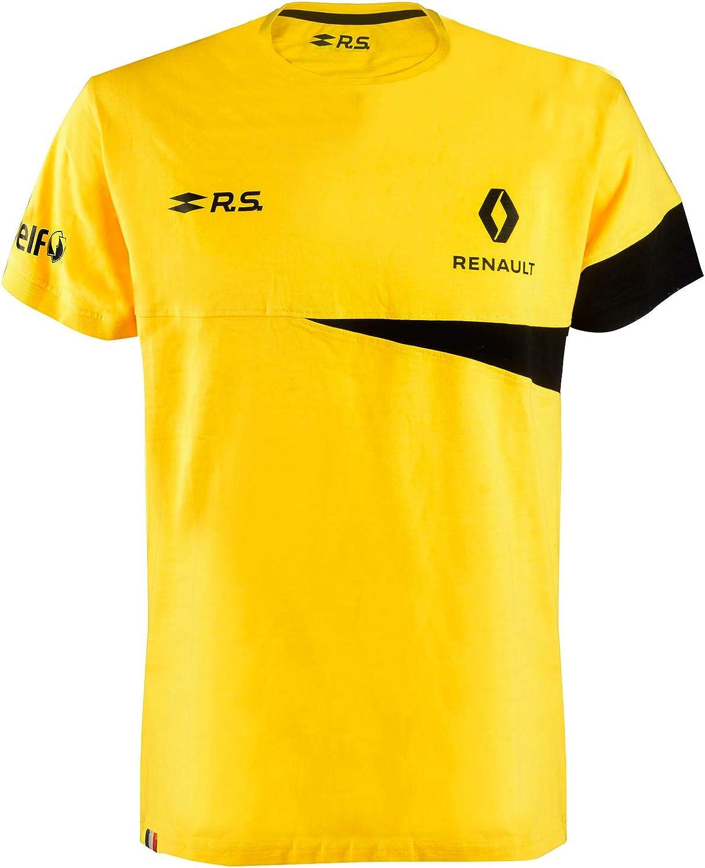 Renault Sport T Shirt Formel 1 Saison 2020 Herren Gr Xl Gelb Bekleidung