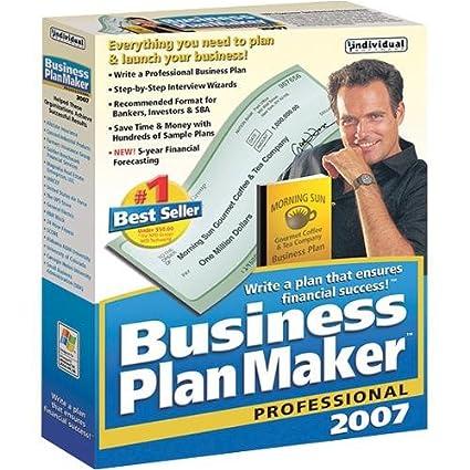 Amazon.com: Business Planmaker Professional 2007