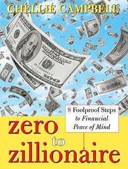 Zero Zillionaire Foolproof Steps Financial ebook product image