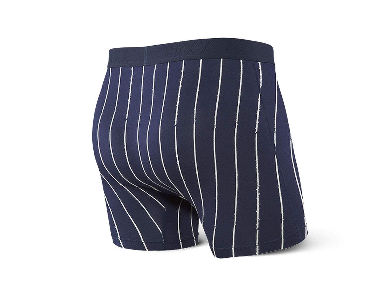 79601044cf0 Saxx Underwear Men s Ultra 2-Pack Boxer Brief Spring Training (Medium) at Amazon  Men s Clothing store