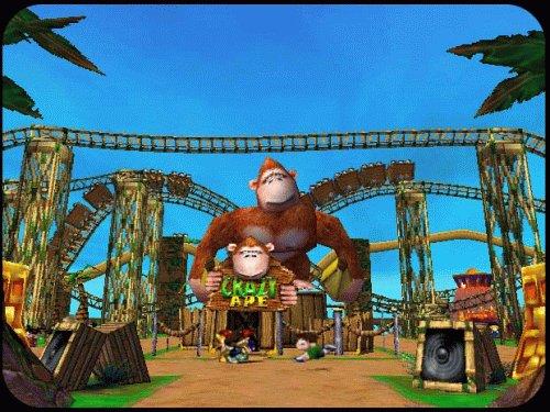 sim theme park free game