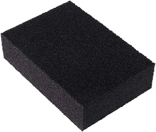 utilisation dans la cuisine carrelage de c/éramique /éponge nano /à haute densit/é pour effacer les taches et enlever les taches baignoire mobilier /Éponge magique voiture nettoyage des murs