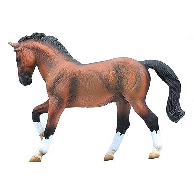 Breyer Warmblood Bay Stallion: Toys & Games