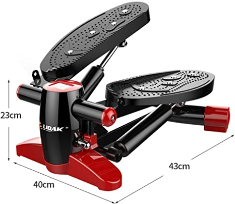 LPYMX Maquinas de Step Stepper Home Mute máquina de pies ...