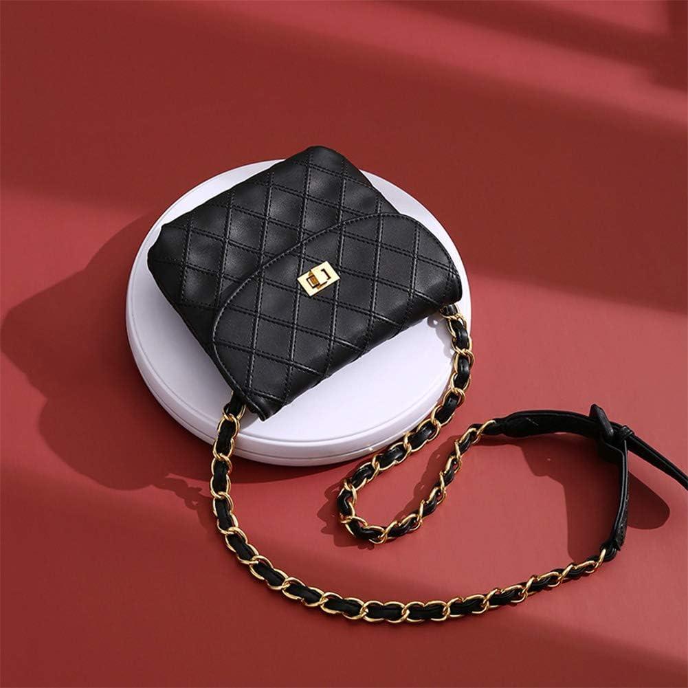 HOLIMO Leather Shoulder Bag Trendy Design Crossbody Bag for Women
