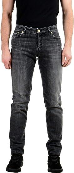 Amazon Com Versace Versus Pantalones Vaqueros Ajustados Para Hombre Talla 32 Clothing