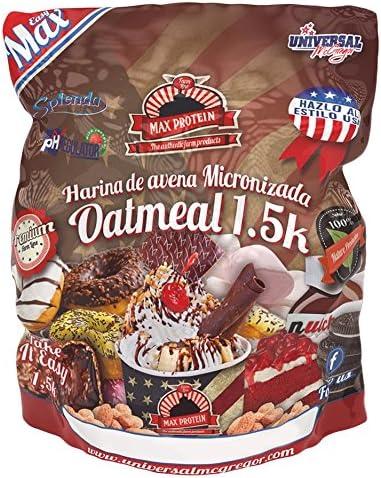Max Protein Oatmeal Harina de Avena - 1500 gr