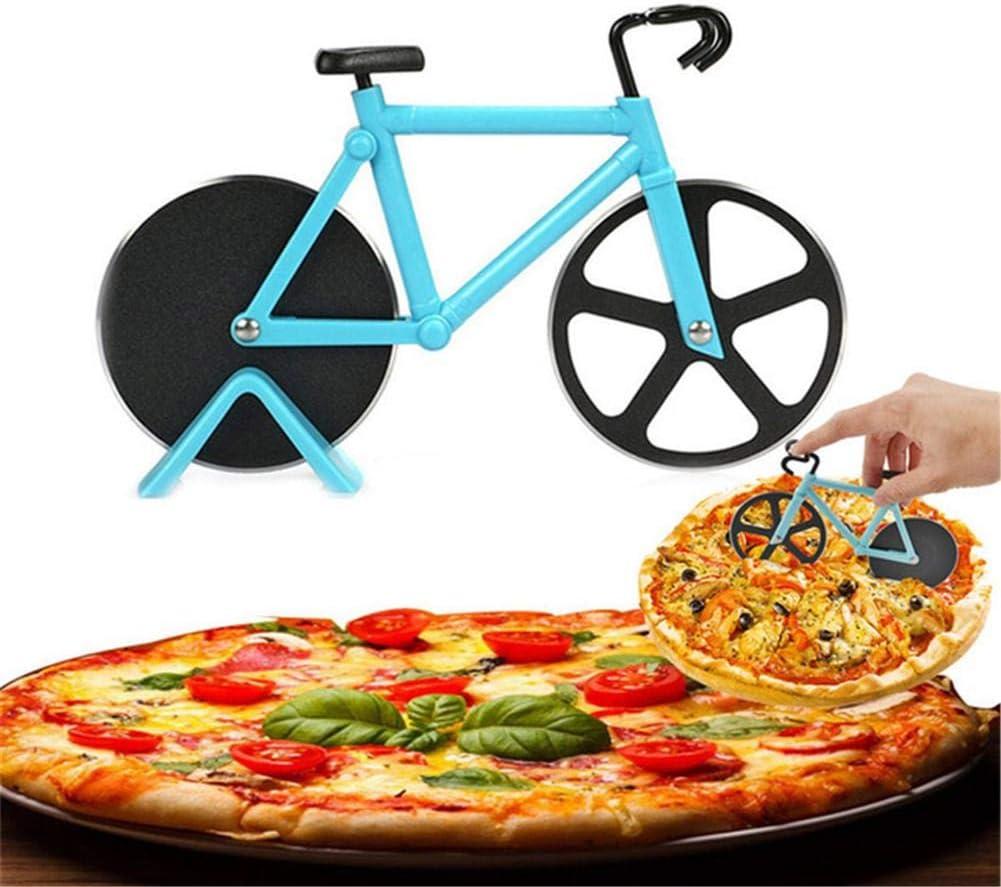 Cortador de pizza de bicicleta, cortador de Pizza de rueda Superbe ...