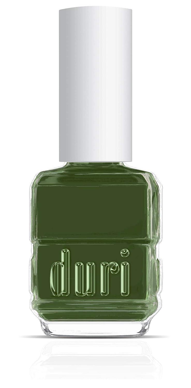 duri Nail Polish, 779 Monkeying Around, Woodland Green, Opaque, Glossy, 0.5 fl.oz.