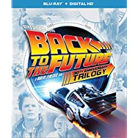 Back To the Future 30th Anniversary Trilogy on Blu-ray [Region Free]