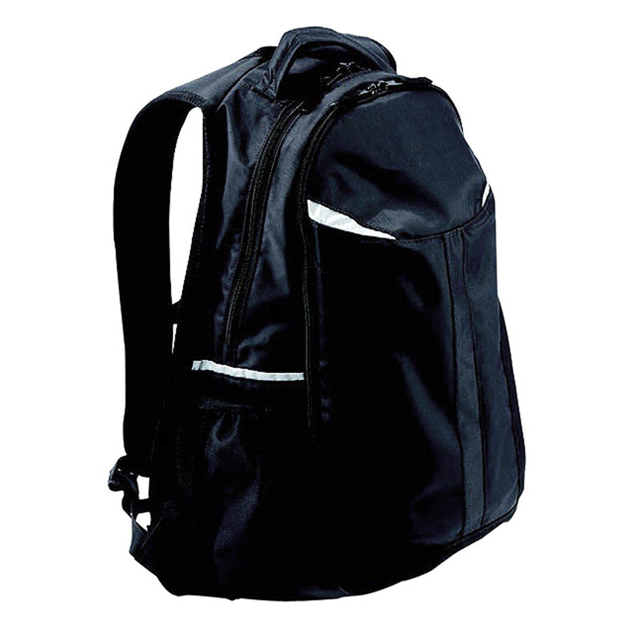 FOOTMARK(フットマーク)通学バッグ 中(28リットル重さ800g)101360 B00XOS71F2  ブラック(09) 中