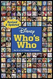 Disney Who's Who (Refr