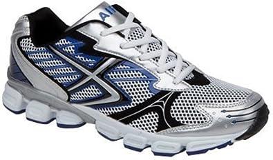 Dek Air - Zapatillas de Running de sintético para Hombre, Color Blanco, Talla 44: Amazon.es: Zapatos y complementos