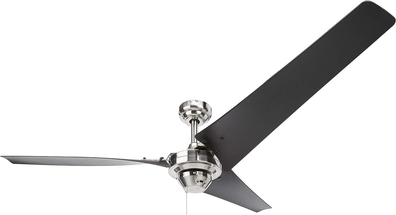 "Prominence Home 50330 Home Almadale Ceiling Fan, 56"", Energy Efficient Gossamer Blades"