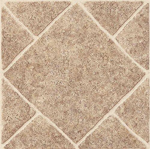 Limestone Flooring - ARMSTRONG WORLD INDUSTRIES 25224 Diamond Limestone Umber 1.65mm (0.065