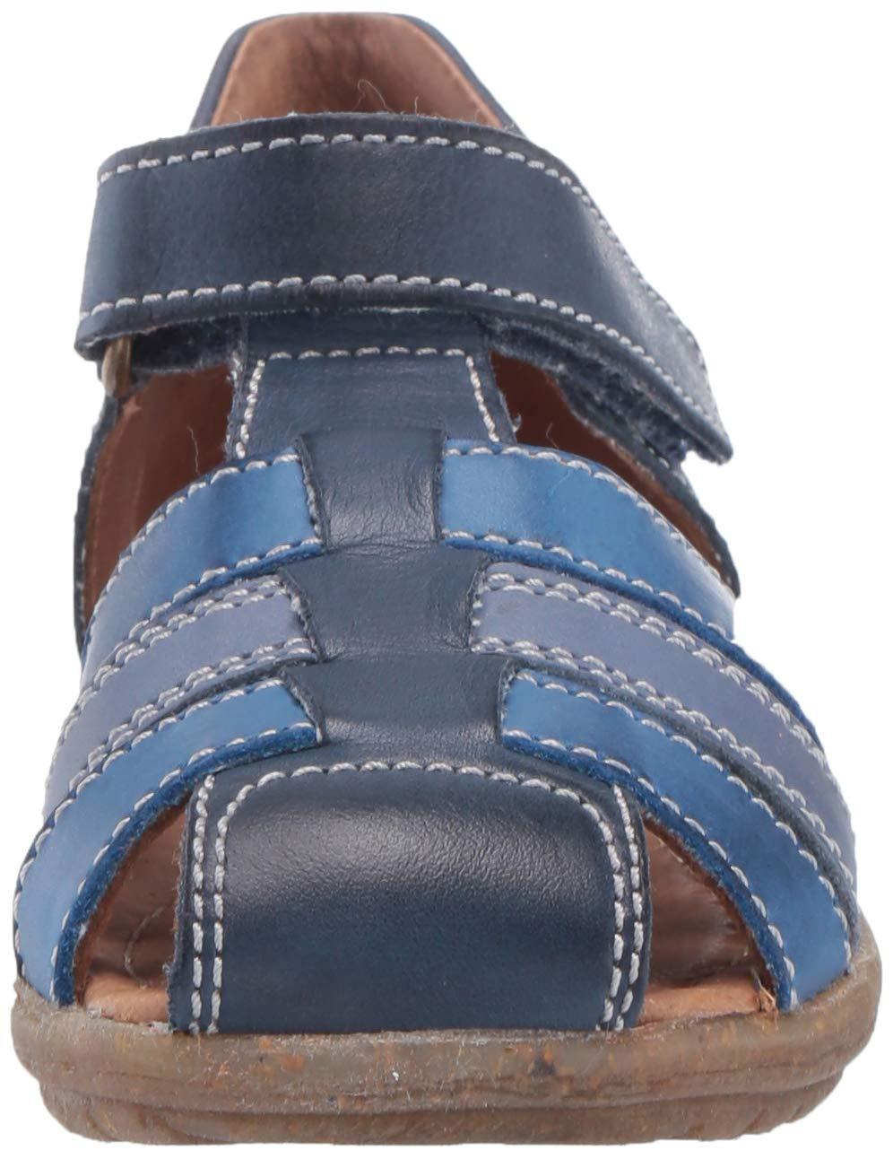 Naturino Boys See Gladiator Sandals, Multicolour (Navy/Azzurro/Celeste 1c53), 7 UK 7UK Child by Naturino (Image #4)