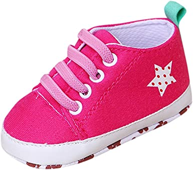 Lurryly❤Baby Girls Boys Soft Sole Warm Anti-Slip Cartoon Bow-Knot Shoes Infant//Toddler