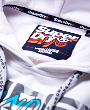 Superdry Mens Ticket Type Camo Infill T-Shirt