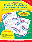 Reading First Basics - Fluency, Text Comprehension, and Vocabulary, Elizabeth Suarez, 159441047X