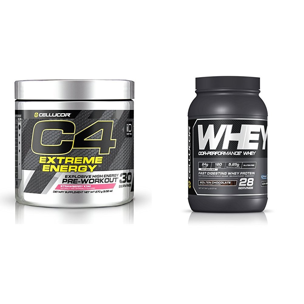 Amazon.com: Cellucor C4 - Polvo de preentrenamiento de ...