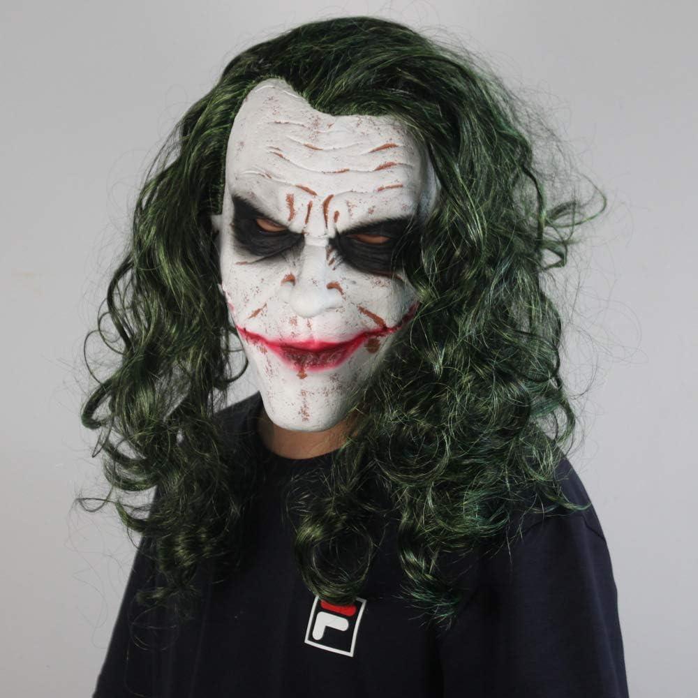Máscara Máscara de Payaso, Accesorios de Juego de película de Cine ...
