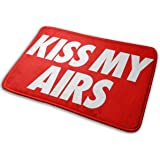 Sneakers Kiss My Airs Custom Camouflage Army Green Print Mat