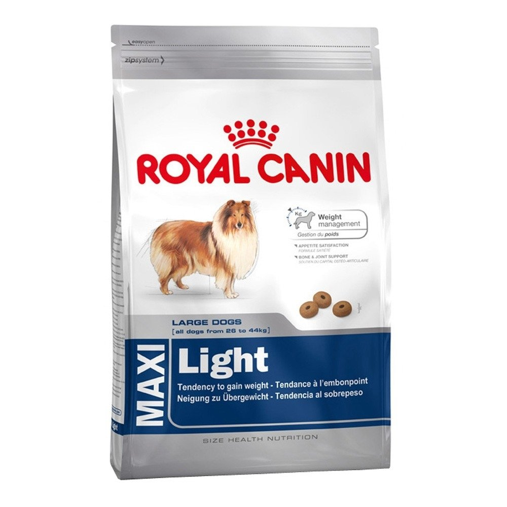 Maxi Light Weight Care Dog Food 15kg