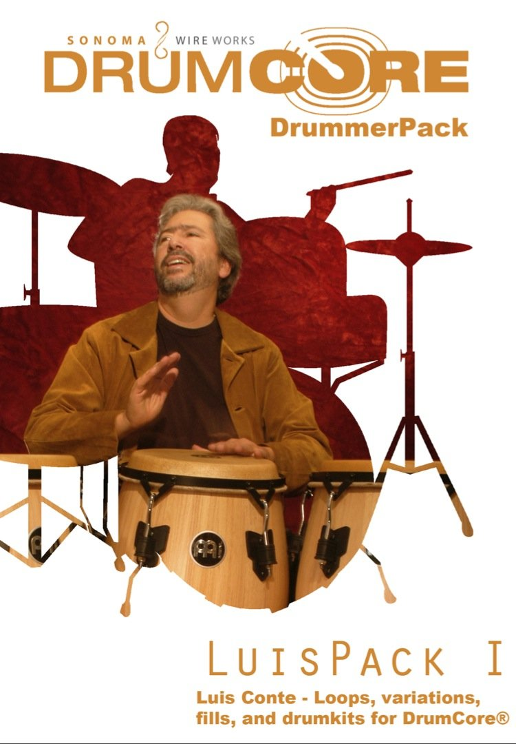 Sonoma Wire Works DCDPLCI Luis Pack I DrummerPack