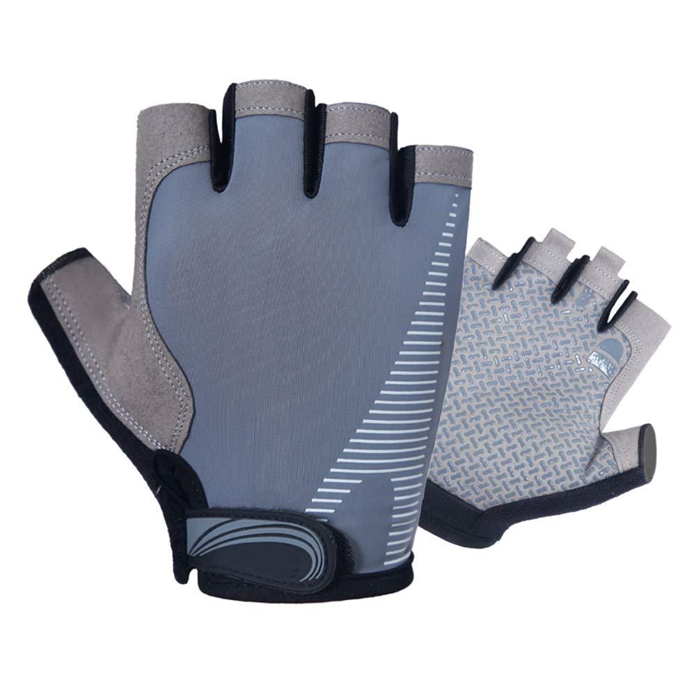 Lyq&st Halbfingerhandschuhe Männer Und Frauen Sport-Gloves Atmungsaktiv Windabweisend Ski-Handschuhe, Outdoor Wear Klettern & Fitness & Einen.Kreislauf.durchmachenhandschuh