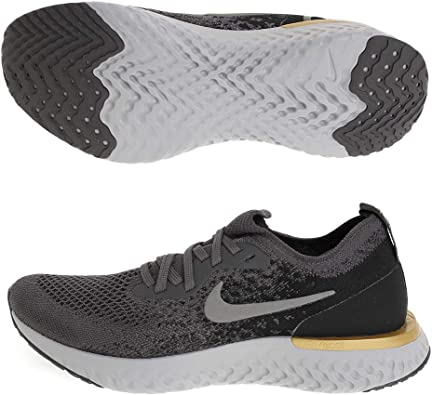 uk store detailed images nice shoes Nike Epic React Flyknit, Chaussures de Trail Homme: Amazon.fr ...