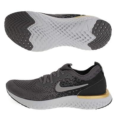 c24460b8ba39 Nike Men s Epic React Flyknit Trail Running Shoes  Amazon.co.uk ...