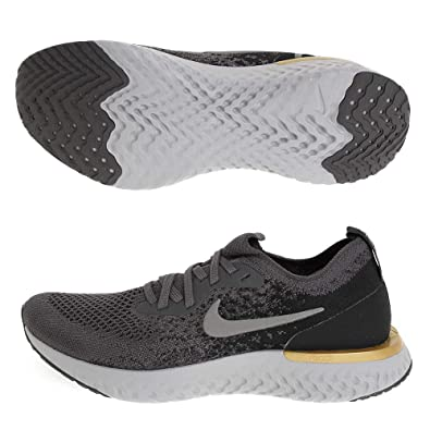 bbaf97f90924 Image Unavailable. Image not available for. Color  Nike Men s Epic React  Flyknit Running Shoes ...