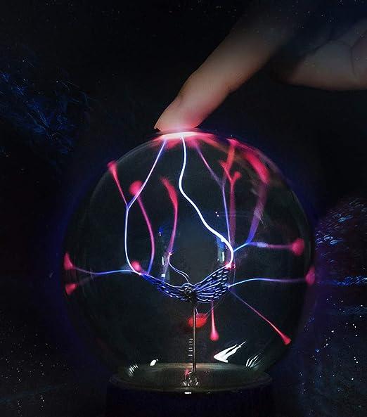 CA&jun 2019 LED Plasma Blitz Novedad De La Pelota De Iluminación ...