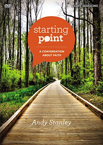 Starting Point Video Study: A Conversation About Faith (Point Starting)
